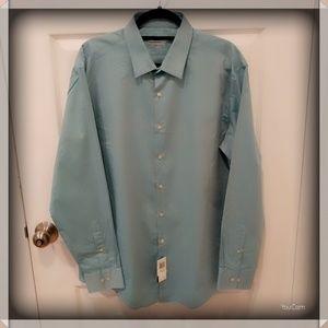 DKNY Dress Shirt - Turquoise